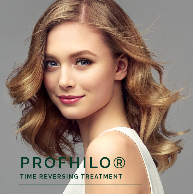 "Profhilo ""Time Reversing Treatment"" 逆時針"